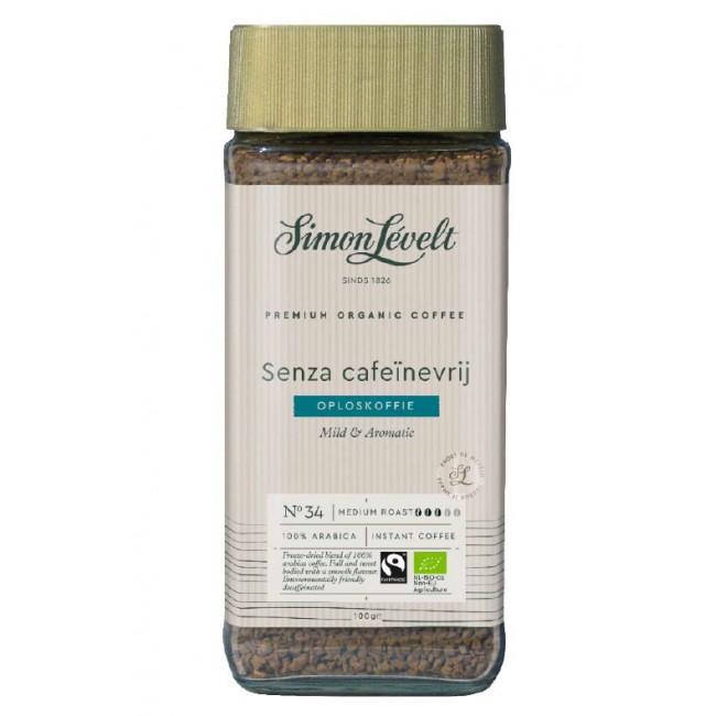Cafea ecologica instant Decofeinizata arabica, Simon Lévelt*