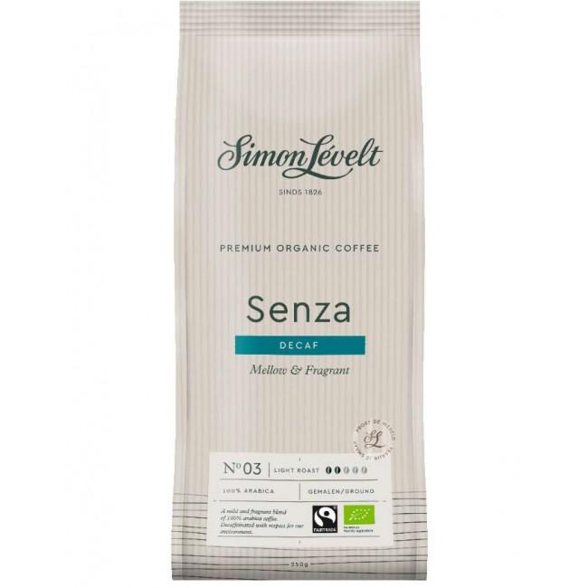 Cafea ecologica decofeinizata, Simon Lévelt