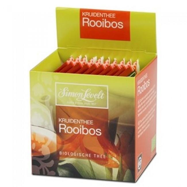 Ceai Rooibos ecologic VARA AFRICANA, 10 doze ambalate individual