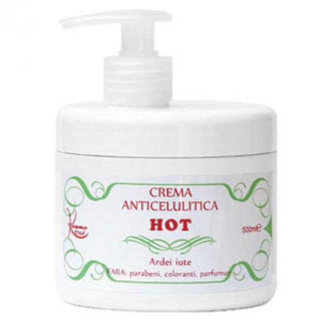 Crema anticelulitica HOT