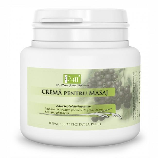 Crema pentru masaj Q4U