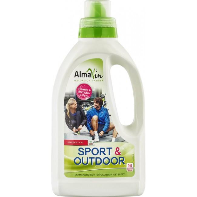 Detergent lichid de rufe sport & outdoor