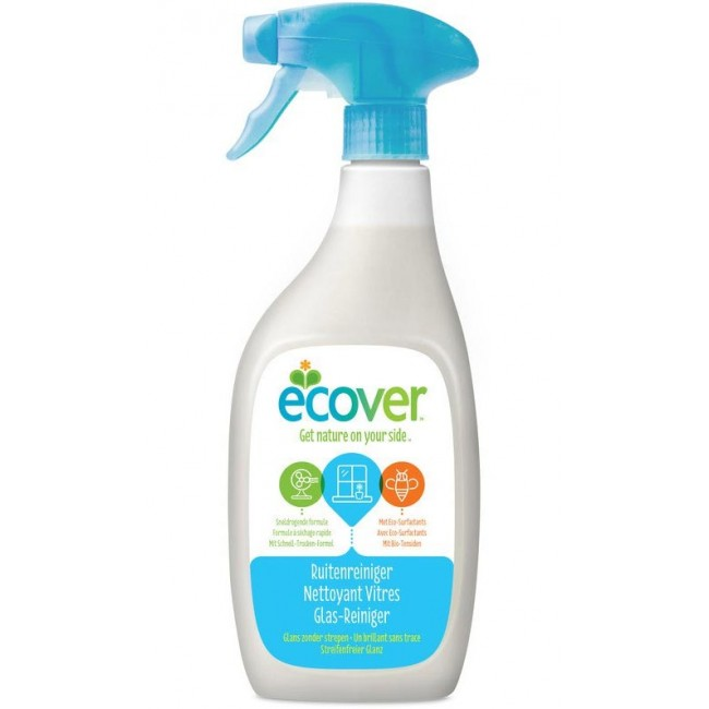 Solutie de curatat geamuri ecologica