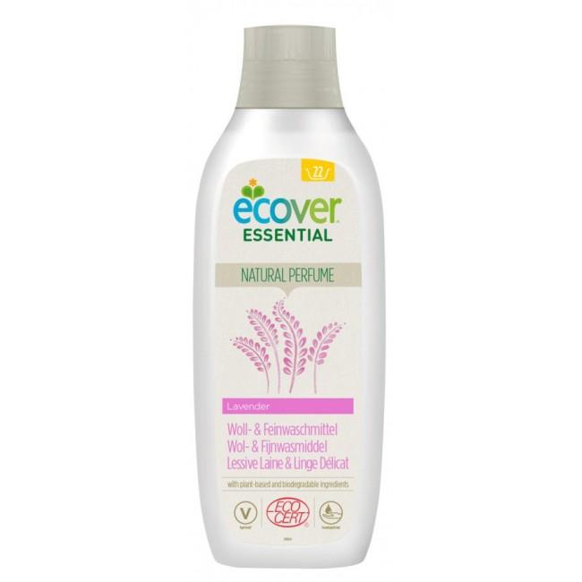 Detergent lichid pentru lana si tesaturi fine - Ecover