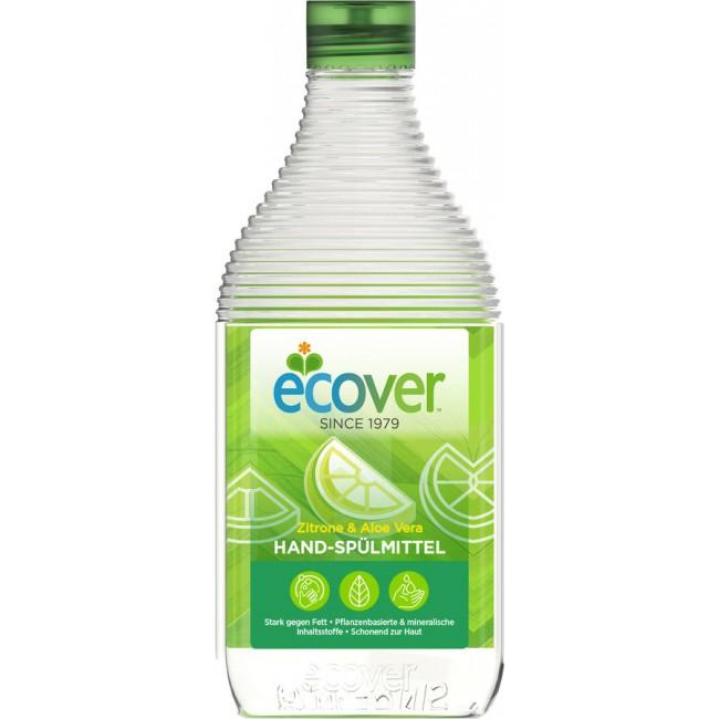 Detergent vase bio cu aloe vera si lamaie 450ml, Ecover
