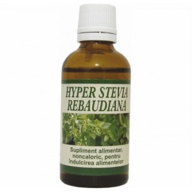 Hyper stevia indulcitor lichid
