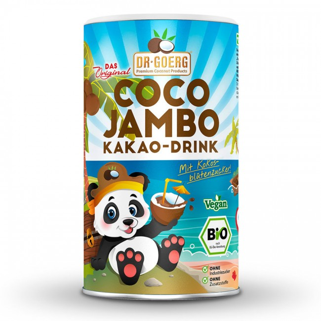 Cacao instant ecologica fara zahar COCO JAMBO