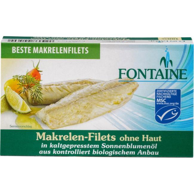Fontaine - File de macrou