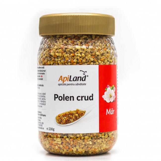 Polen crud de mar - ingerul pazitor al metabolismului, Apiland