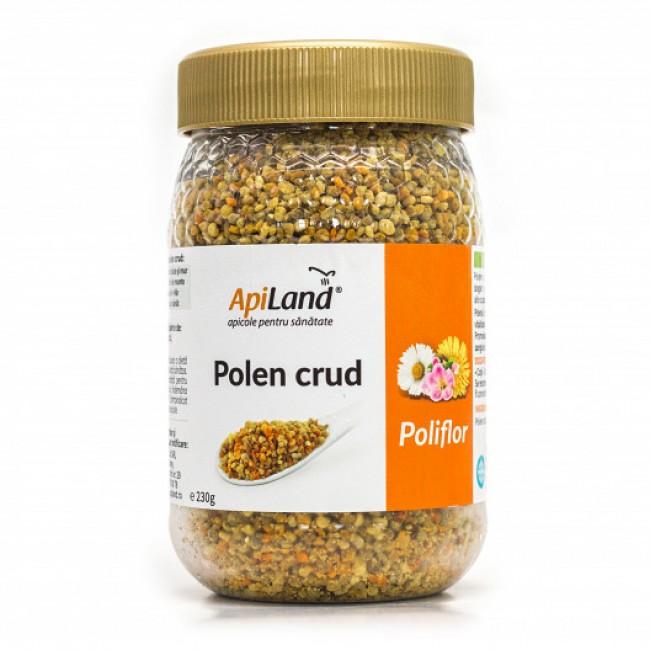 Polen crud poliflor - ingerul pazitor al colonului, Apiland