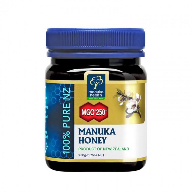 Miere originala Manuka MGO 250+, pura, 100% naturala, certificata