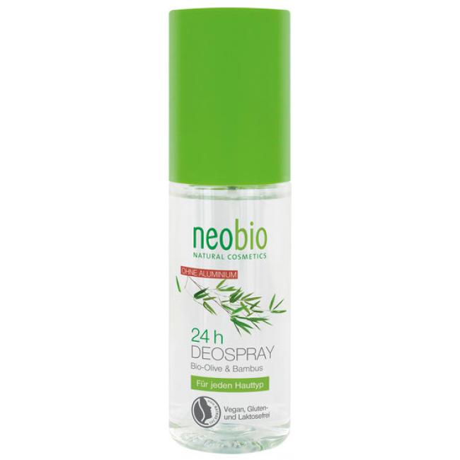 Deodorant Neobio 24h 100 ml
