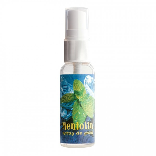 Spray de gura Mentolin