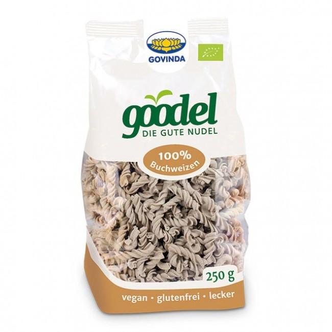 Paste ecologice din hrisca, vegan, fara gluten, Goodel