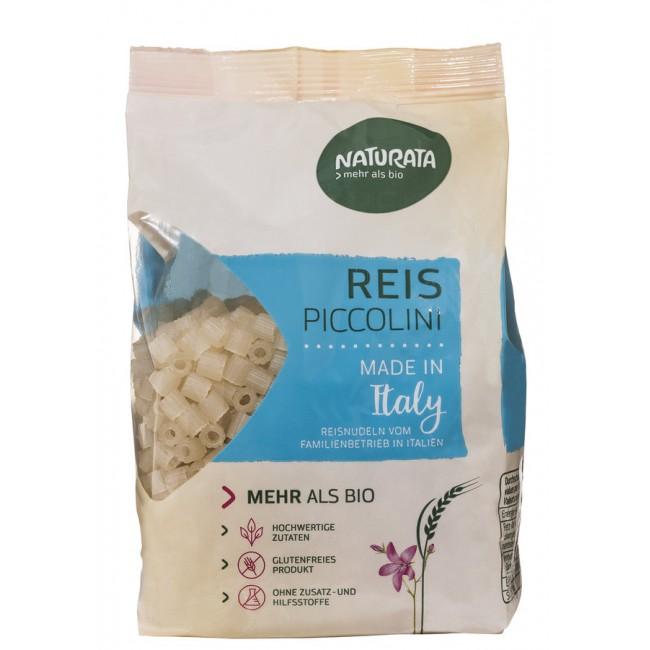 Paste fara gluten din orez eco - Piccolini, Naturata