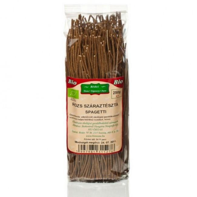 Spaghete ecologice din secara