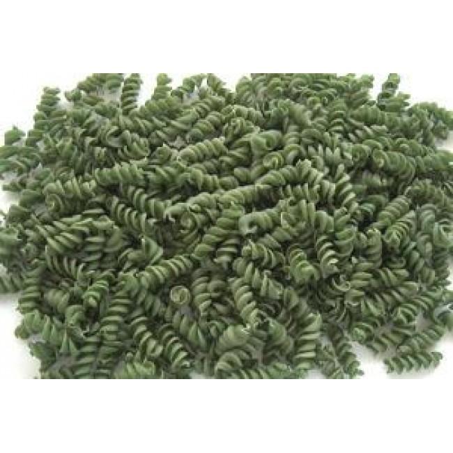 Spirale ecologice din grau spelta cu spirulina