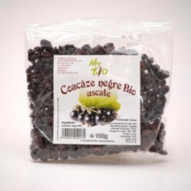 Fructe uscate - Coacaze negre ecologice