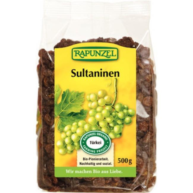Stafide Sultana  - fructe uscate ecologice