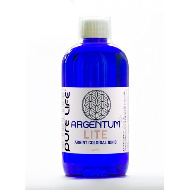 Argentum+® Lite 5ppm, 480 ml