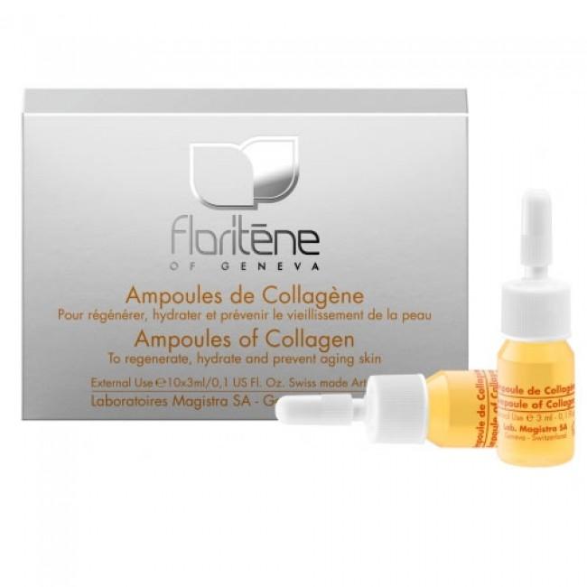 Floritene Fiole Colagen - serum face lift