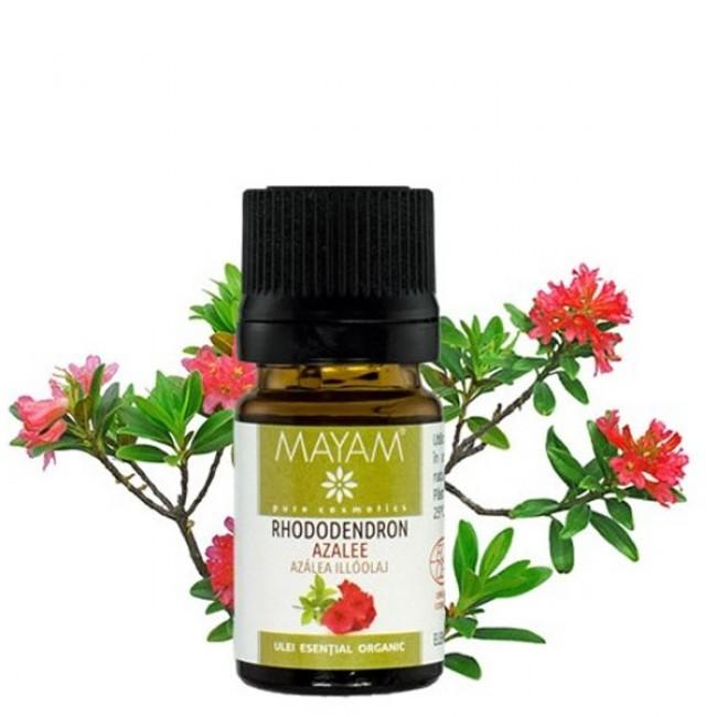 Ulei esenţial azalee bio (rhododendron anthopogon) 10ml