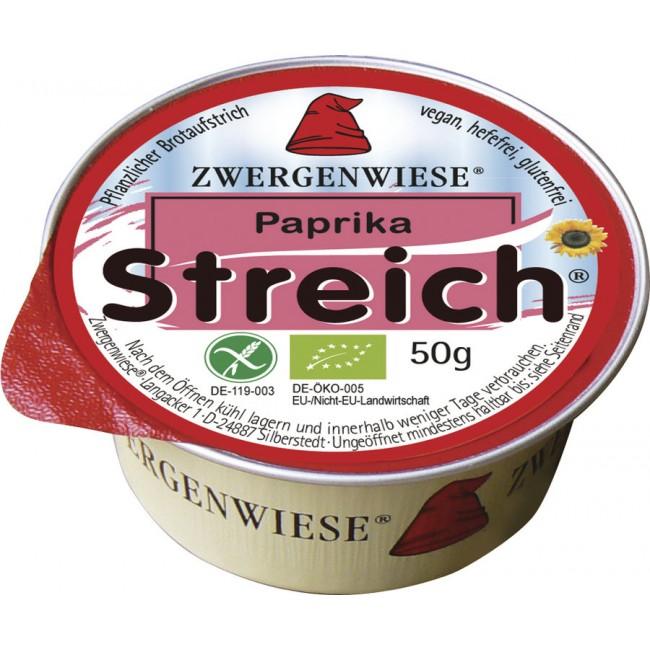 Zwergenwiese - Pasta tartinabila cu ardei fara gluten, vegan, eco