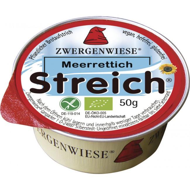 Zwergenwiese - Pasta tartinabila cu hrean fara gluten, vegan, eco
