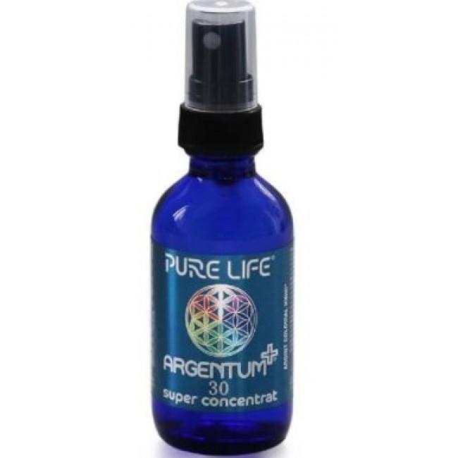 Argentum+® Super Concentrat 30ppm pulverizator 60 ml