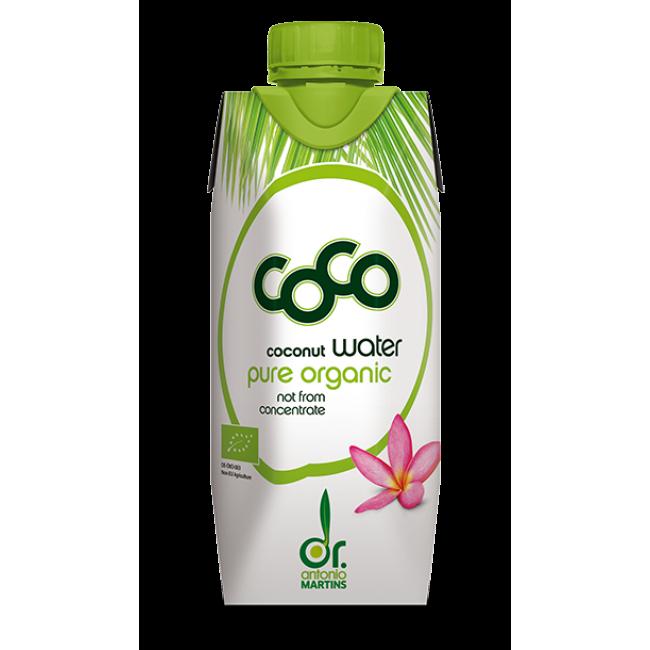Apa de cocos   330ML