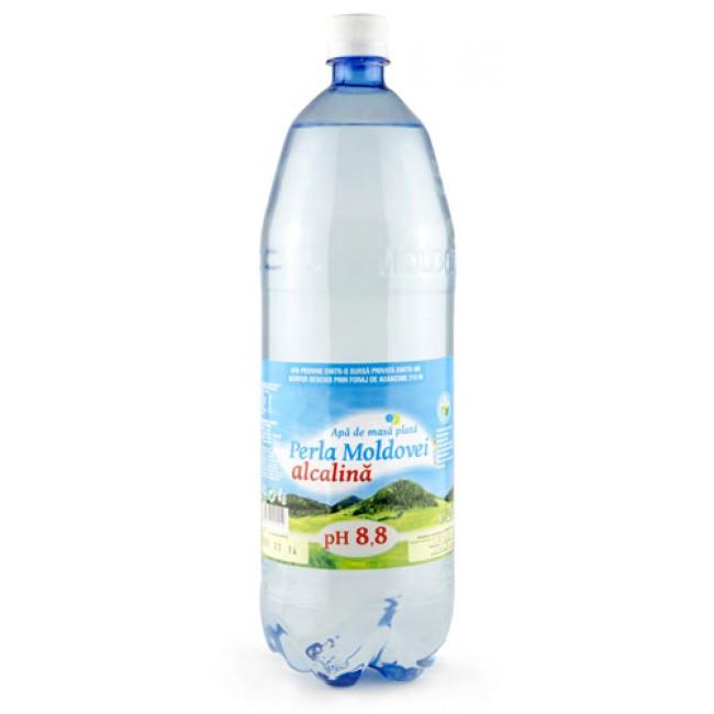 Apa plata naturala alcalina - Perla Moldovei, 2l