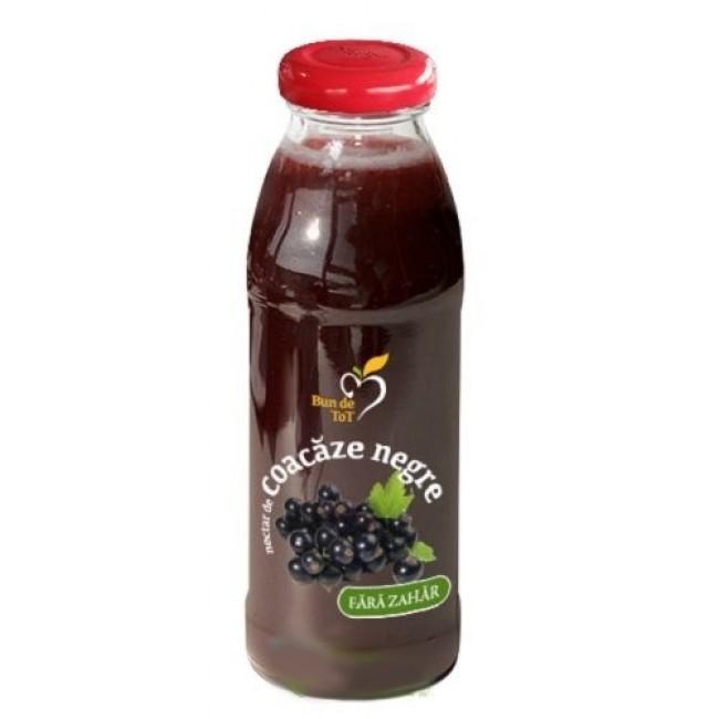 Nectar de coacaze negre Bun de Tot fara zahar