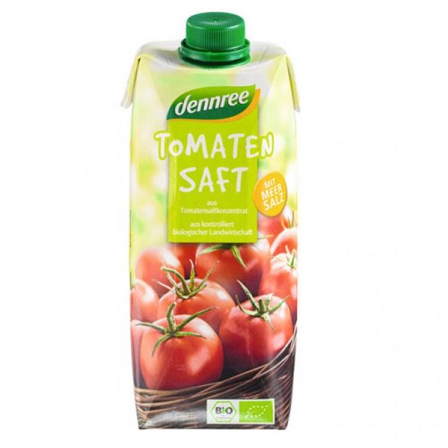 Suc de rosii ecologic
