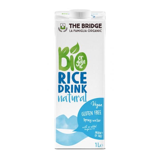 Bautura din orez ecologica, fara gluten, 1 L