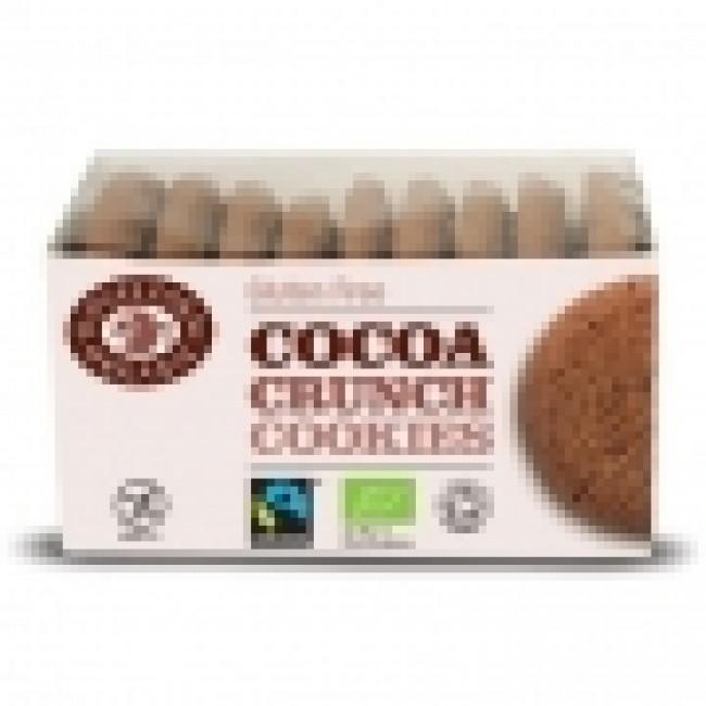 Biscuiti cu cacao fara gluten