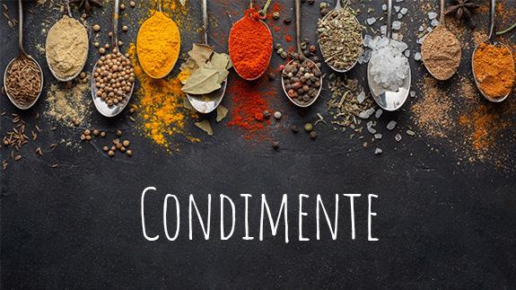 Condimente