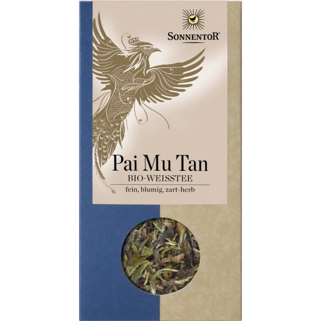 Ceai Alb Pai Mu Tan ecologic SONNENTOR