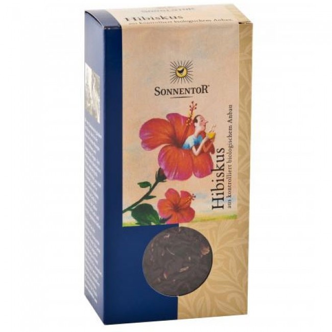 Ceai fructe ecologic: hibiscus SONNENTOR
