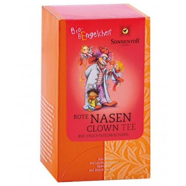 "Ceai fructe ecologice ""Nasuc rosu"", Sonnentor"