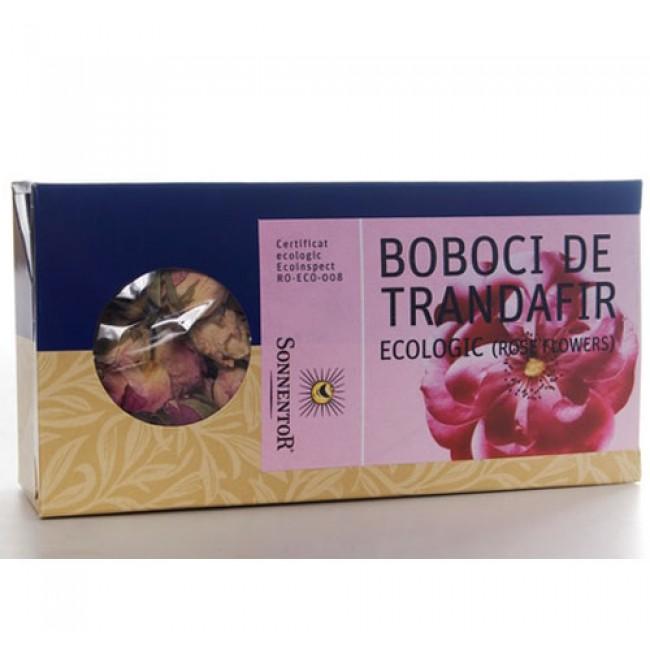 Ceai boboci de Trandafir, ecologic, Sonnentor