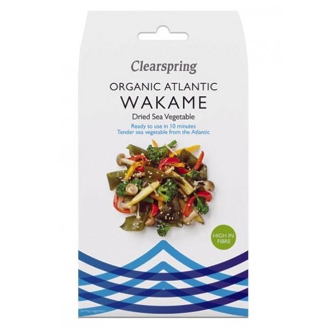 Alge Wakame deshidratate