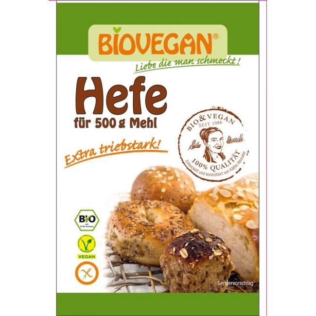 Drojdie uscata (maia uscata) ecologica fara emulgatori, fara gluten