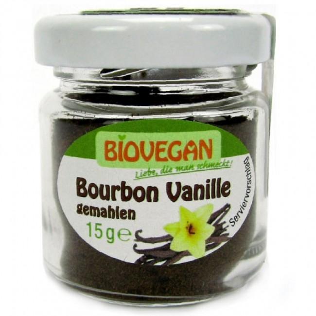 Pudra de vanilie Bourbon ecologica