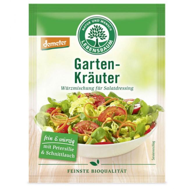 Dressing ecologic pentru salata cu ierburi aromate, Demeter, Lebensbaum