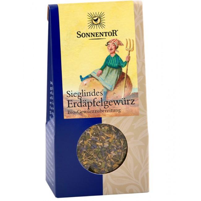 Amestec de mirodenii eco pentru cartofi Sieglindes, Sonnentor