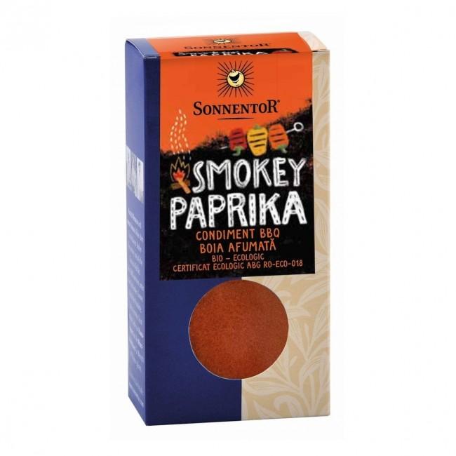 Boia afumata ecologica SMOKEY Paprika