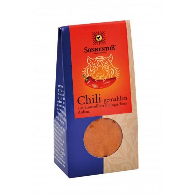 Chili macinat (Piper Cayene)  organic