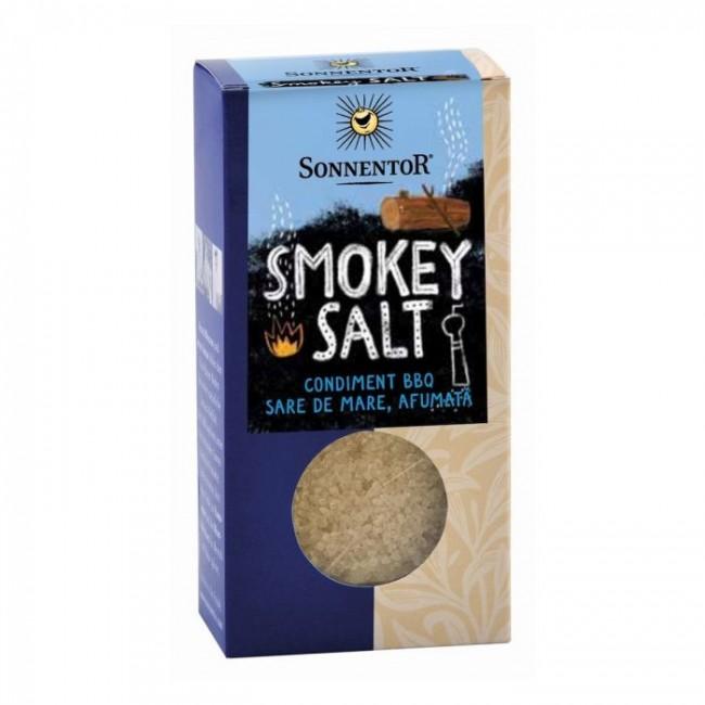 Smokey Salt - Sare de mare afumata