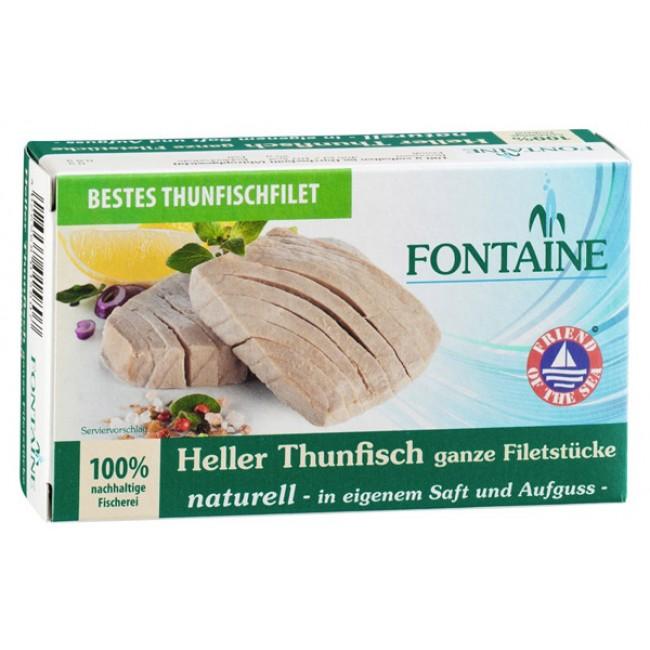 File de ton in suc propriu, Fontaine