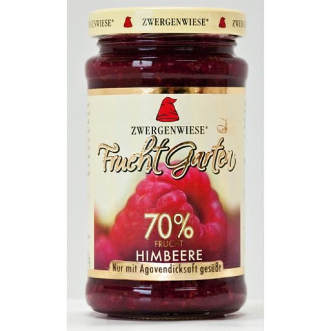 Gem ecologic de zmeura cu 70% fructe fara zahar